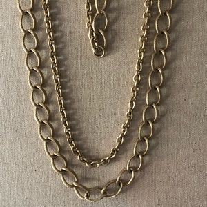 Stella & Dot La Coco Necklace - Gold